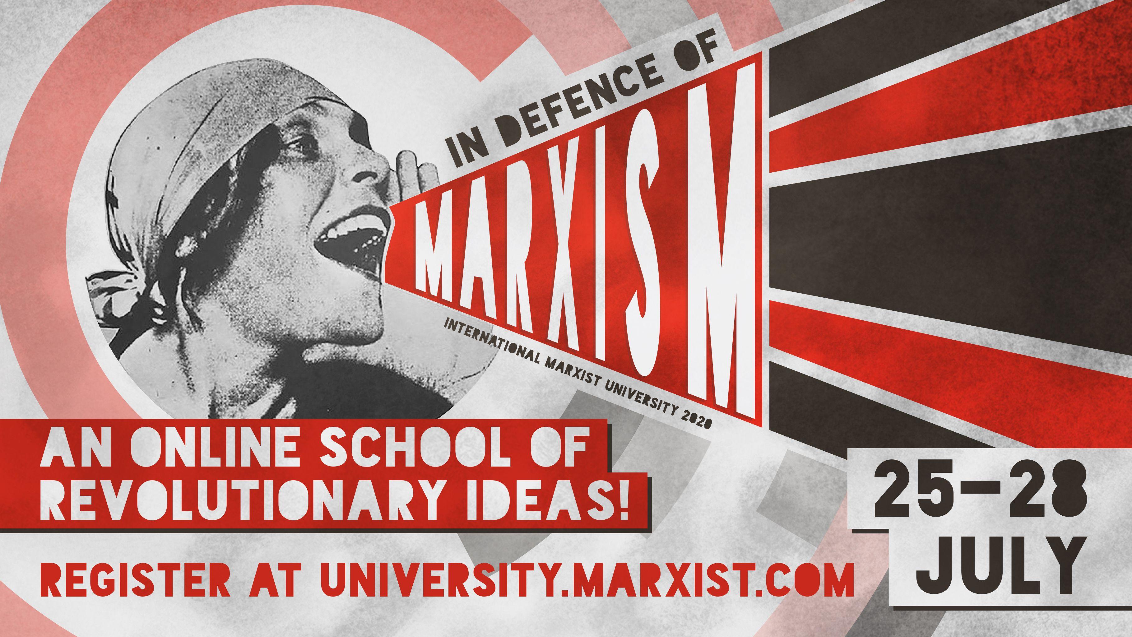 International Marxist University 2020